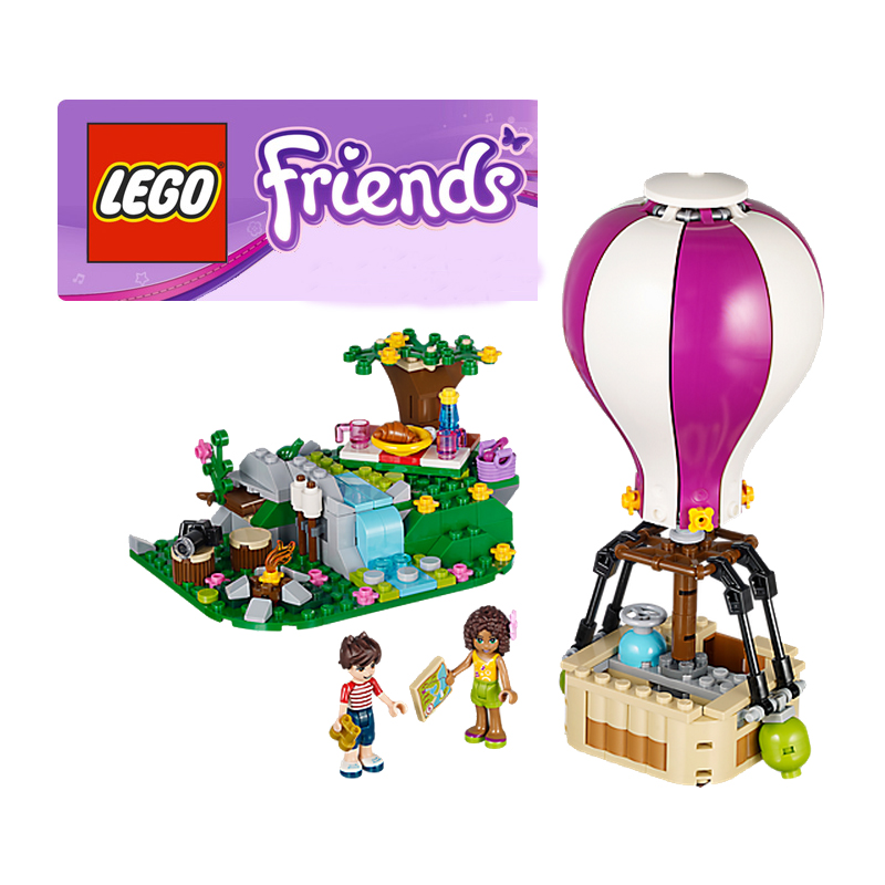 Lego friends Globo Heartlake 41097
