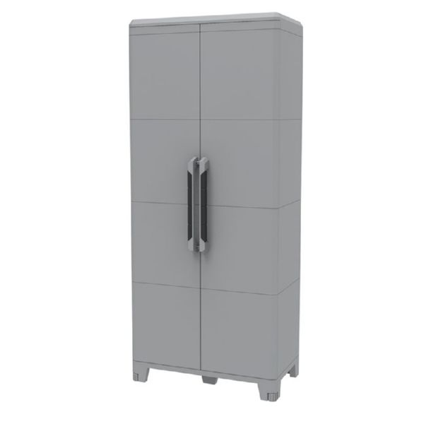 Armario Transformming modular 4. 185x78x44 cm. Color gris
