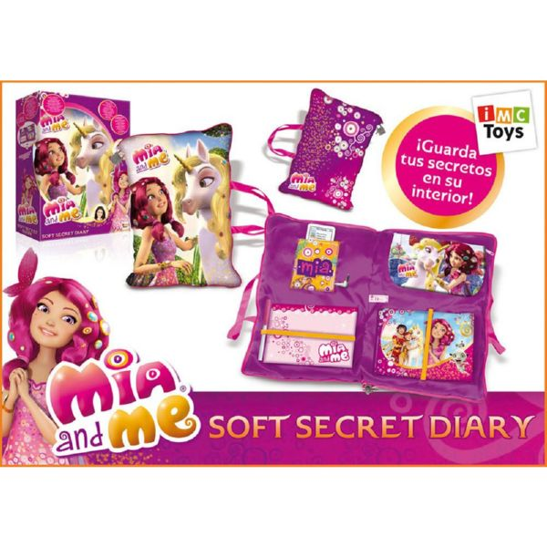 DIARIO SECRETO SOF SECRET MIA and ME DE IMC