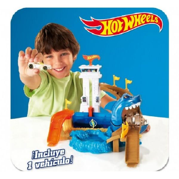 HOT WHEELS PISTA MULTIACROBATICA