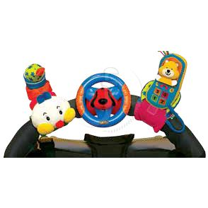 K'S KIDS CONDUCCION HAPPY TRIO ACCESORIO PARA COCHECITO