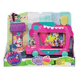 LITTLEST PET SHOP CAMION DE DULCES