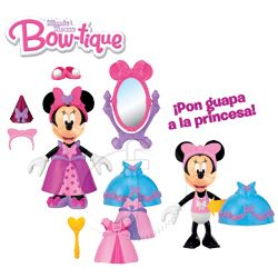 MINNIE MOUSE LA MODA PRINCESA