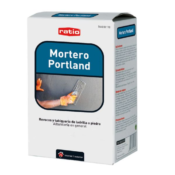 MORTERO PORTLAND 2 KG RATIO