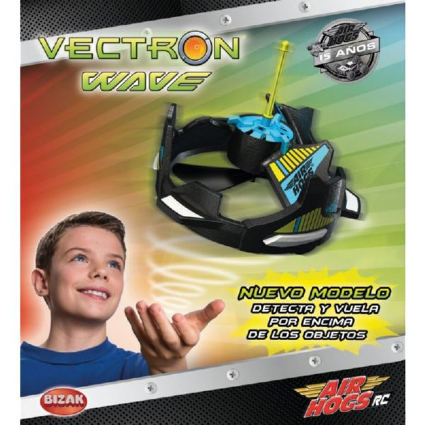 OVNI VECTRON WAVE 2 AIR HOGS RADIO CONTROL JUGUETE R/C
