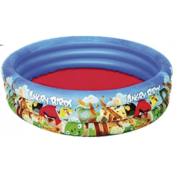 PISCINA HINCHABLE ANGRY BIRDS 152C30CM