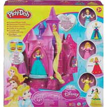 PLAY-DOH CASTILLO DE LAS PRINCESAS DISNEY