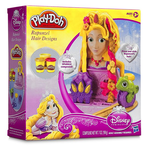PRINCESA RAPUNZEL DISNEY PLAY-DOH