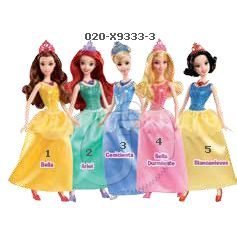 PRINCESAS PURPURINA CENICIENTA DE DISNEY