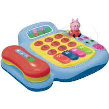 TELEFONO PIANO PEPPA PIG ACTIVITY