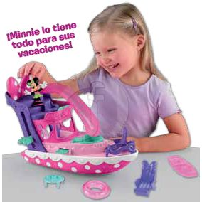 YATE DE MINNIE MOUSE DISNEY FISHER-PRICE