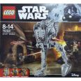 LEGO STAR WARS AT-ST WALKER 75153 CON AT-ST DRIVER REBEL TROOPER MAZE MALBUS