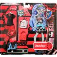 MONSTER HIGH MODA FASHION DELUXE VESTIDO GHOULIA YELPS