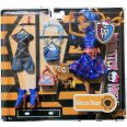 MONSTER HIGH MODA FASHION DELUXE VESTIDO ROBECCA STEAM
