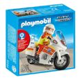 PLAYMOBIL CITY ACTION 5544 MOTO DE EMERGENCIAS CON LUZ