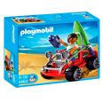 PLAYMOBIL COCHE BUGGY PLAYA 4863