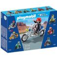 PLAYMOBIL MOTO CHOPPER SPORTS AND ACTION 5526