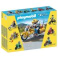 PLAYMOBIL MOTO TOURER SPORTS AND ACTION 5523