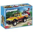 PLAYMOBIL PICK-UP CON RAMPA I QUAD CARRERAS
