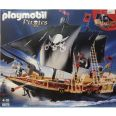 PLAYMOBIL PIRATES 6678 EL GRAN BUQUE CORSARIO DE LOS PIRATAS