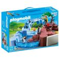 PLAYMOBIL SUPERSET PISCINA DE PINGÜINOS 4013